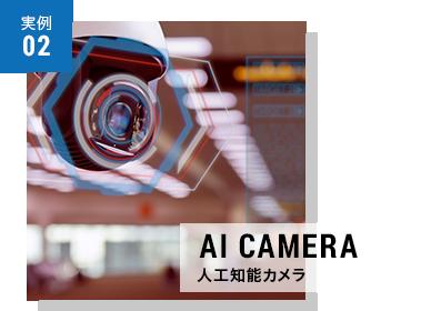 人を検知するAIカメラ